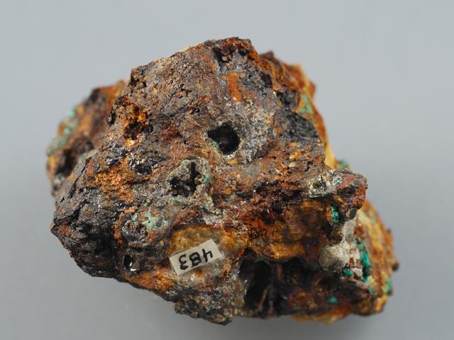 Moschellandsbergite, Calomel